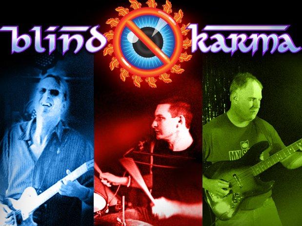 Image for Blind Karma