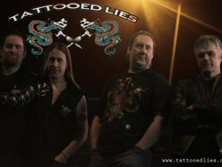 Image for Tattooed Lies