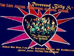 Image for Reverend Billy and the Life After Shopping Gospel Choir
