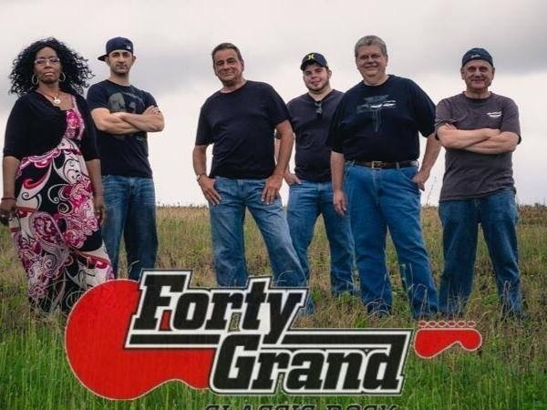 Image for Forty Grand