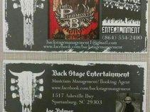 Backstage Management