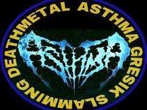 ASTHMA SLAMMING DEATHMETAL