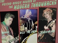 Billy The Jack and the Modern Throwbacks