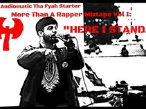Audiomatic The Fyah Starter