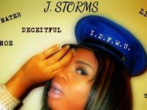 Ja'Lisa Storms