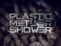 Plastic Meteor Shower