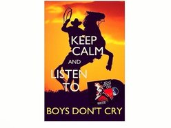 Image for BOYS DON'T CRY & FRIENDS