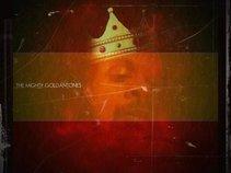 The Mighty Goldantones{{GT}}
