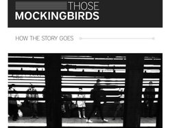 Image for Those Mockingbirds