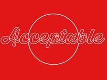 Acceptable