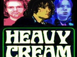 HEAVY CREAM - The Super Group Tribute to CREAM & BLIND FAITH (Clapton, Winwood, Bruce & Baker)