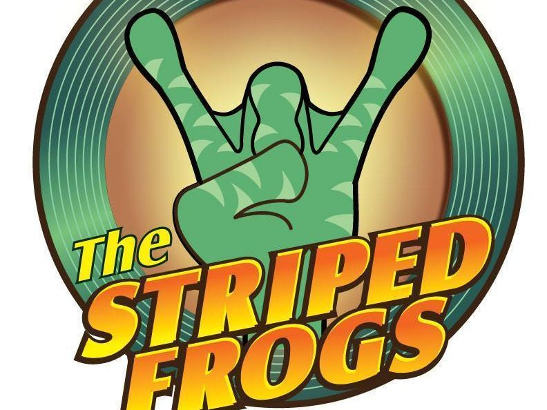 Image for The Striped Frogs