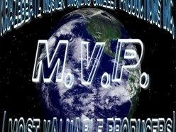 M.V.P. MOST VALUABLE PRODUCERZ