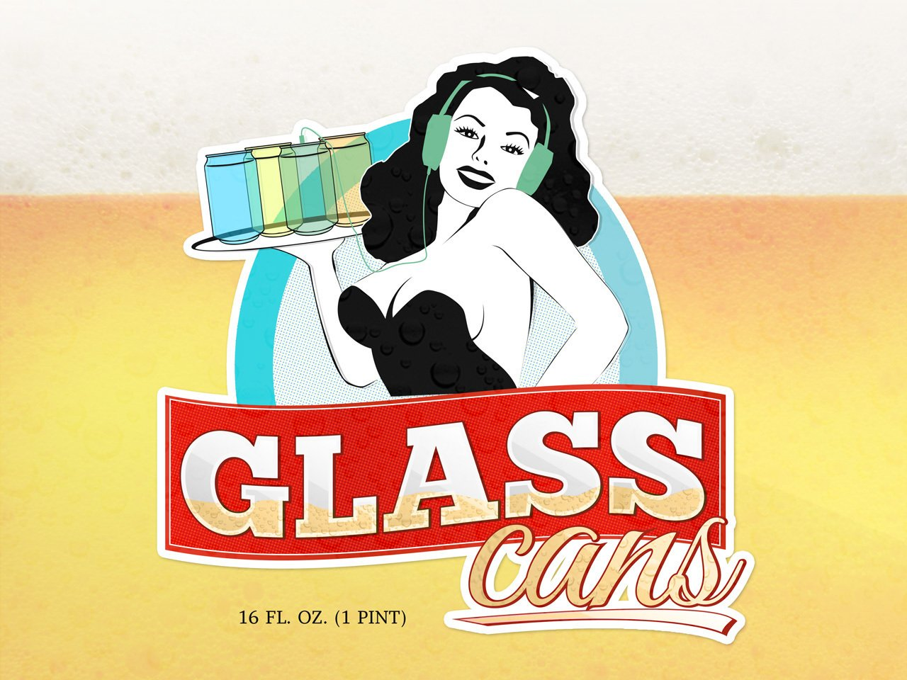 Image for Glass Cans