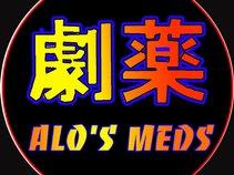 Alo's Meds