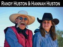 Randy Huston & Hannah Huston