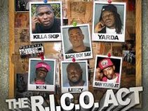 DA CARTEL RICO ACT