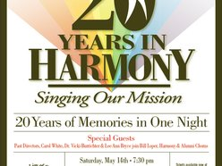 Image for Harmony: a Colorado chorale