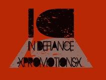 InDefiance Promotions