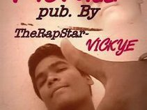 TheRapstar-Vickye