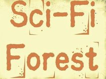 scifi forest