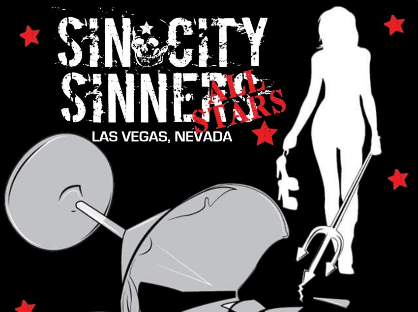 Image for Sin City Sinners