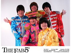 Image for Fab 5