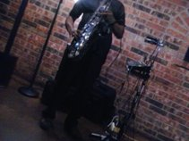 Saxophonist Kevin Brown