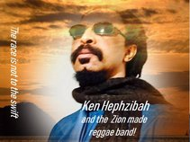 Ken Hephzibah and the Zion made reggae band