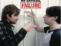 My Official Failure