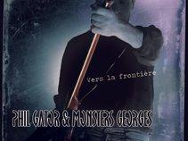 Phil Gator & Monsters Georges