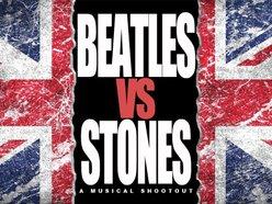 Image for Beatles vs. Stones - A Musical Shootout
