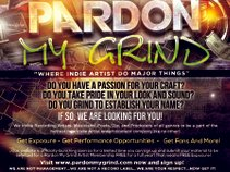 Pardon My Grind Music