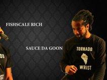 Sauce Da Goon & Fishscale RICH