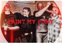 Paint My Pony