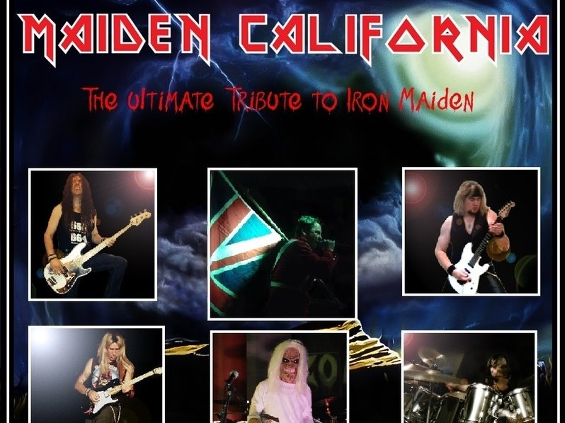 Image for Maiden California
