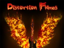 Distortion Flames