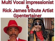 rick James tribute Artist and impersonator Gpentertainer