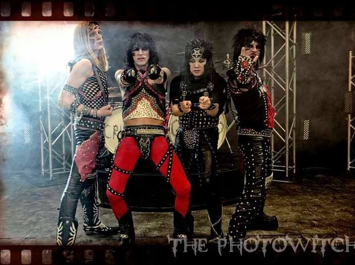 Image for CRUED the Notorious Motley Crue tribute band