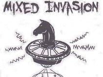 Mixed Invasion
