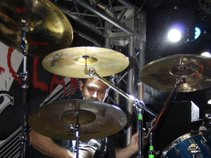 Paul Foenander on the DRUMS