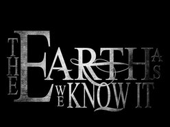 Image for The Earth As We Know It