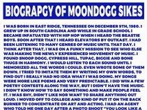Moondogg Sikes