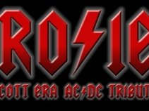 ROSIE AC/DC BON SCOTT TRIBUTE BAND