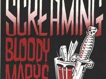 Screaming Bloody Marys