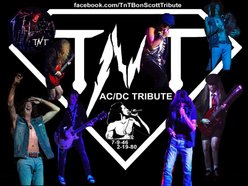 Image for TNT - Tribute to ACDC Bon to Brian Years