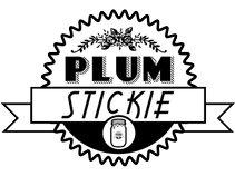 Plum Stickie