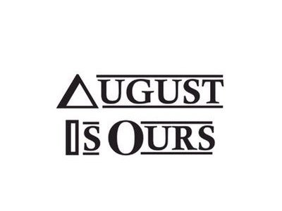 Image for August is ours