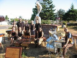 Image for Stone Soup Marimba and Percussion Ensemble