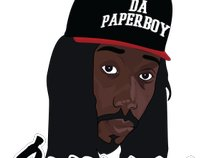 Young Scrooge da Paperboy